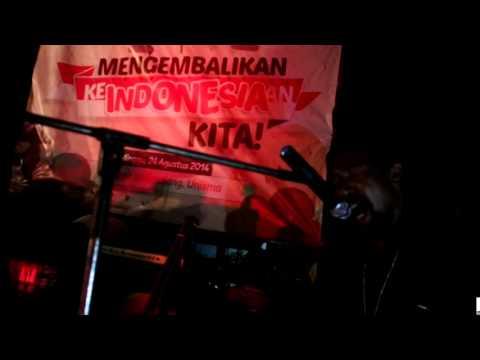 INDONESIA RAYA DALAM TANGGA NADA MINOR