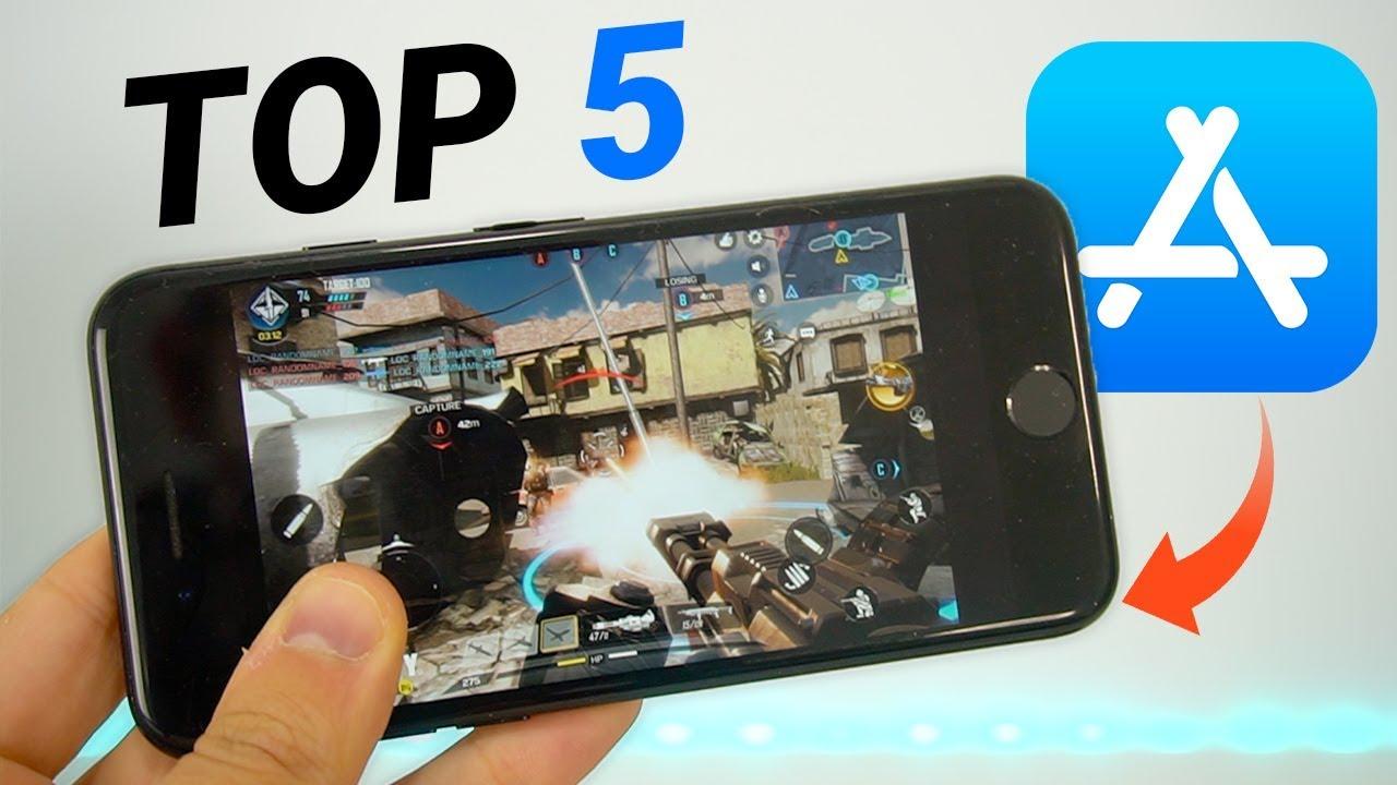 Mejores Juegos Para Iphone Que Siempre Instalo Youtube