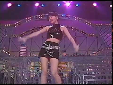 松居直美「TALK TO ME」(ロッテ歌のアルバムNOW 1986/8/3) - YouTube