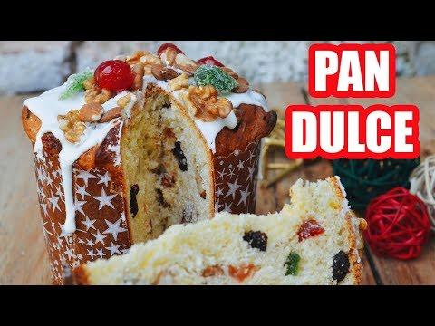 PAN DULCE SIMPLE Y RAPIDO DE PREPARAR