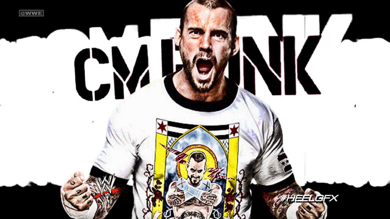 2013 CM Punk 2nd WWE Theme Song Cult Of Personality