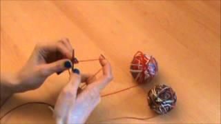 comment tricoter chaussettes homme