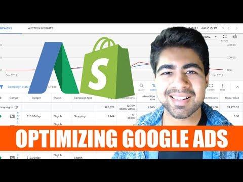 Optimizing Google Shopping Ads For Shopify Dropshipping 2019 thumbnail