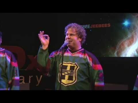 The Most Fun You've Ever Heard: The Heebee-Jeebees at TEDxCalgary