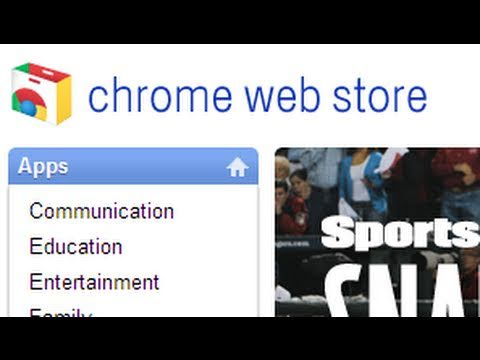Chrome Web Store Hands On