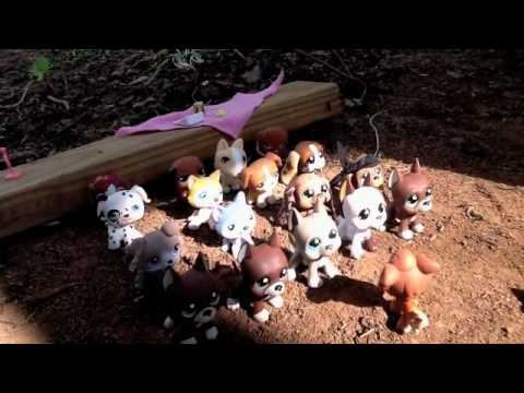 LPS: Bloopers from LPS: Romeo and Juliet Vampires vs. Werewolves