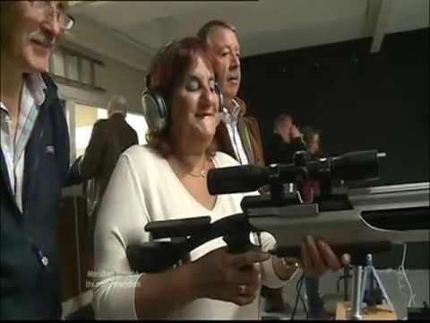 Dorset Blind Association - On target with Acoustic Shooting Club!