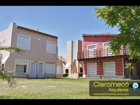 Complejo de Cabañas Claromeco - Claromeco Alquileres