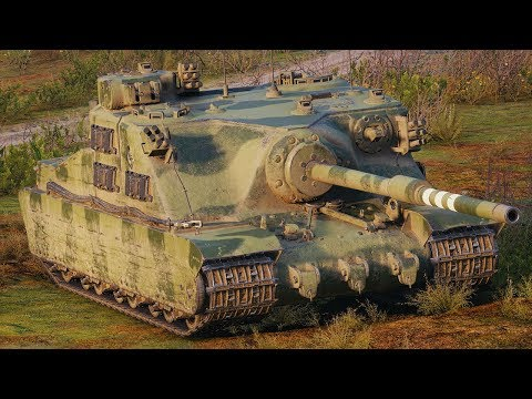World of Tanks Tortoise - 7 Kills 9,3K Damage thumbnail