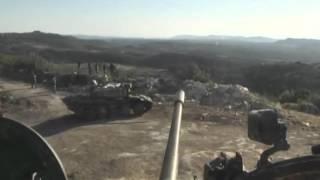 Сирия, наши военспецы долбят ИГ