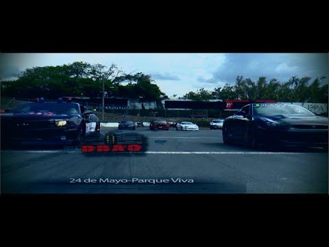 Trabajo realizado para  Drag Racing Costa Rica 1er Fecha Campeonato Aceleración
