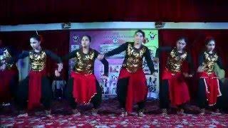 SEMI CLASSICAL GROUP DANCE