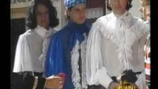 LOS FANTASMAS DEL CARIBE: MUCHACHA TRISTE   VIDEO OFICIAL (1993)