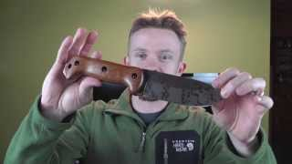 Ka-bar Becker Bk2 - Mods - Wood Handles And Care - The Outdoor Gear Review