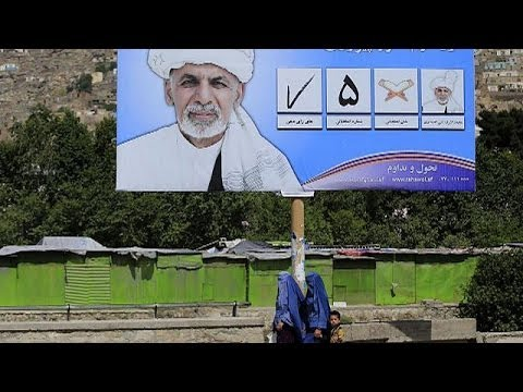 Afghanistan votes in crunch presidential run-off