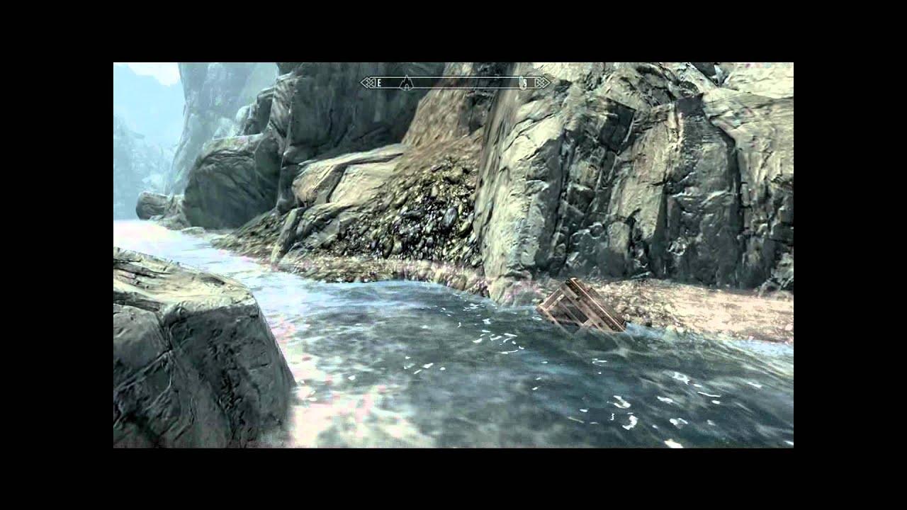 Skyrim Treasure Map X Chest Location