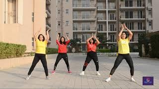 She Move It Like | Badshah | Zumba® Fitness | Bollywood Zumba | VAANIs VERVE of Dance and Fitness