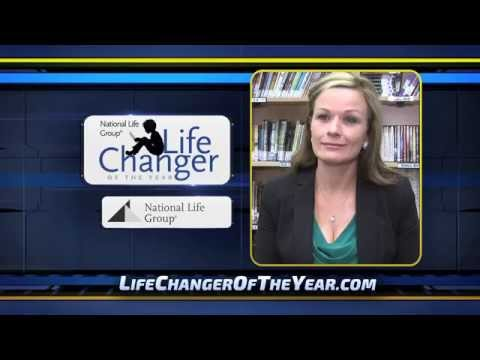 Carrie Buck - National Life Group Life Changer of the Year Nominee
