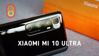 Обзор Xiaomi Mi 10 ULTRA — да, но НЕТ!