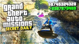 GTA 5 ONLINE DAILY New Heist Side-Missions & Cash Rewards! (GTA 5 Online Gameplay)