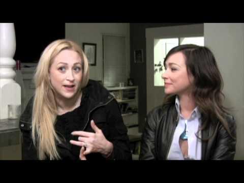 Jennifer Blanc & Danielle Harris  Hardest Part of Filming THE VICTIM