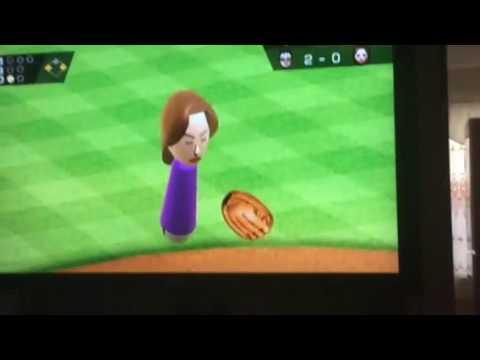 Wii Sports Baseball Elisa