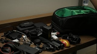 G-Raphy DSLR Camera Bag gear review. Can A Cheap Camera Bag Be Any Good?