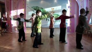 Шикарный танец в детском саду (короли ночной Вероны)