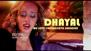 Repeat youtube video Ikraan Caraale DHAYAL 2013 (Official Music Video)