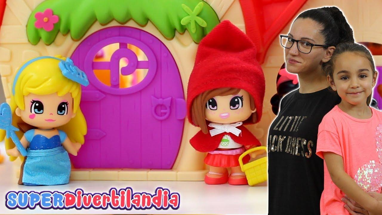 Casa de los cuentos con cenicienta rapunzel blancanieves - Blancanieves youtube cuento ...