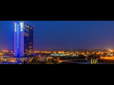 Togo inauguration de l'hôtel Radisson Blu 2février