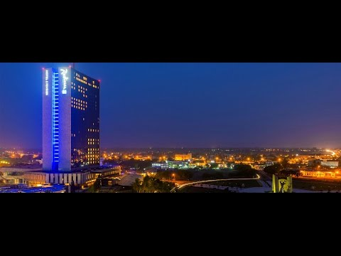 Togo inauguration de l'htel Radisson Blu 2fvrier