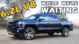 2018 Chevrolet Silverado 6.2L V8 Review | Truck Central