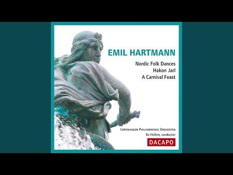 Nordic Folk Dances: IV. Wedding Music: Halling Og Menuet (Halling And Minuet) , Op. 2