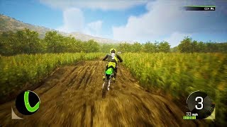 First Compound Gameplay - Supercross 2 The Videogame / Видео