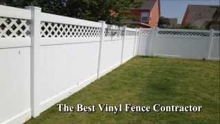 The Best Vinyl Fence Contractor And Fence To Go
