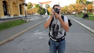 Canon Rebel T6 (EOS 1300D) : Video quality test