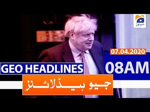 Geo Headlines 08