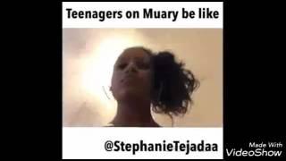 Teens on Maury be like- by Stephanie Tejada