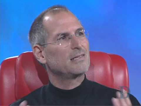 Steve Jobs passion in work
