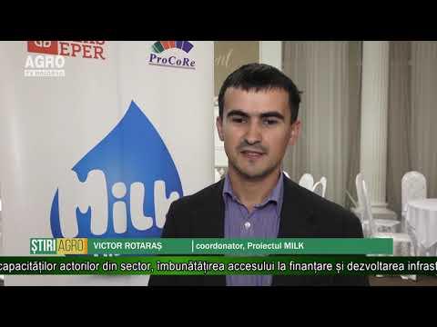 Circa 600 de fermieri susținuți de Proiectul MILK