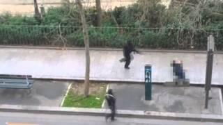 Fransız Charlie Hebdo dergisine katliam gibi saldırı