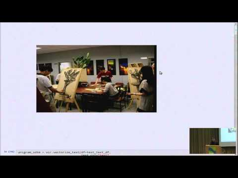 Hacking Models with Python (PyCon APAC 2014)