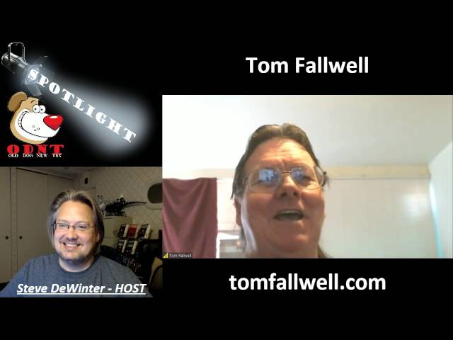 Author Spotlight: Tom Fallwell - Where Shadows Fall: Rangers of Laerean #2