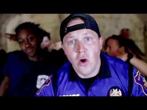 Hampton VA Police Lip Sync Challenge