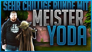 CHILLIGE RUNDE mit YODA | Fortnite Battle Royale