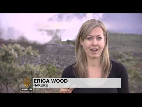 Kenya taps into geothermal energy