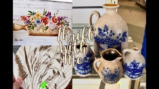 COME THRIFT WITH ME | Home Decor Thrifting (& Some Classroom)