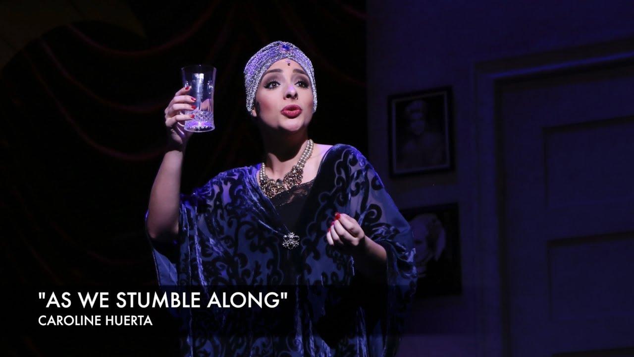 "Caroline Huerta: ""As We Stumble Along"""