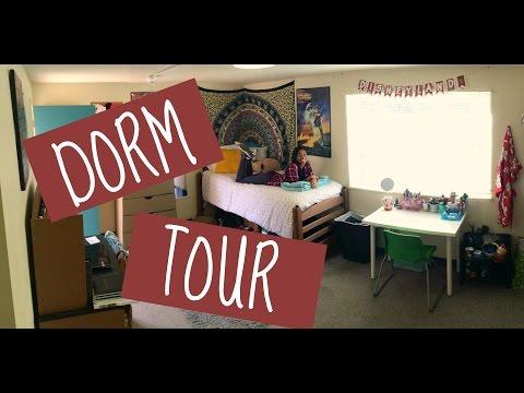 My Dorm Tour | Lexie Hogan